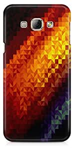 Samsung Galaxy A8 Back Cover by Vcrome,Premium Quality Designer Printed Lightweight Slim Fit Matte Finish Hard Case Back Cover for Samsung Galaxy A8