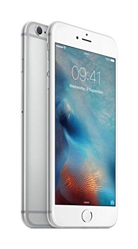 Apple iPhone 6s Plus Plata 16GB Smartphone Libre  Reacondicionado Certificado