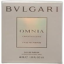 Bulgari Omnia Crystalline Eau de parfum spray 40 ml donna - 40 ml