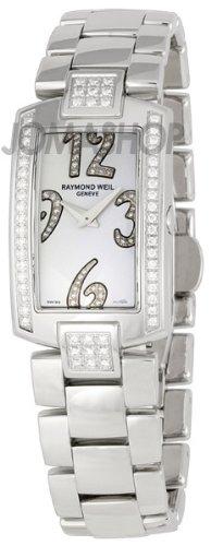 Raymond Weil Shine Damen-Armbanduhr