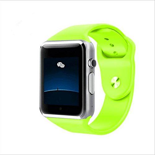Smart Watch Handy Karte Bluetooth Android Anruf Positionierung Geschenk,Green