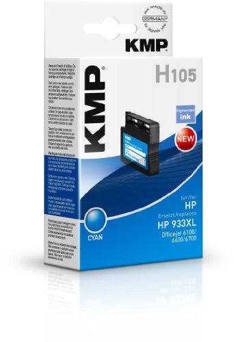 Preisvergleich Produktbild KMP H85 Patrone ersetzt HP 933XL CN054AE, Singlepack, cyan