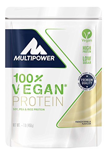 Multipower 100% Vegan Protein 450 g