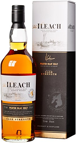 Vintage Malt Whisky Company The Ileach Single Islay Malt Cask Strength (1 x 0.7 l)