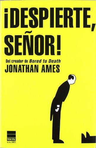 Descargar Libro ¡Despierte, señor! de Jonathan Ames