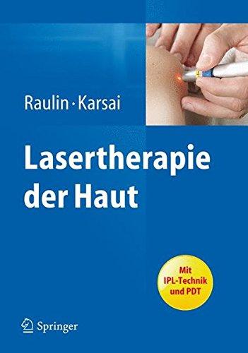 Lasertherapie der Haut