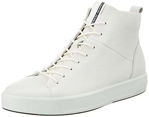 Ecco Ecco Soft 8 Men's, Sneakers basses homme Weiß (1007WHITE)