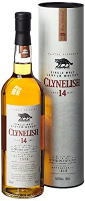 Clynelish 14 Jahre Single Malt Scotch Whisky (1 x 0.7 l)