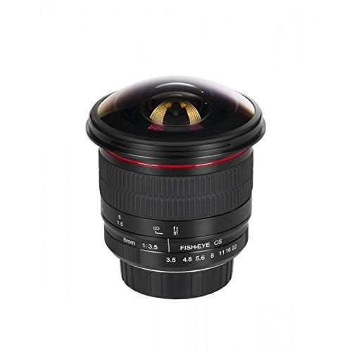 Meike Optics MK 8 mm f3.5 fisheye Objectif Ultra Grand Angle pour Nikon F