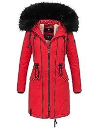 Suchergebnis auf Amazon.de für  Rote Damenjacke - Navahoo  Bekleidung 804ddfa3b6