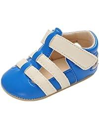 Zapatos Bebe Niña, Zolimx �� Bebé Cuna Sandalias Zapatos Zapatillas de Niño Zapatos Casuales Para 0-18 Meses