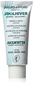 Akilenjur - Crème Prévention Engelures et Gerçures Visage Mains Pieds - 75 ml
