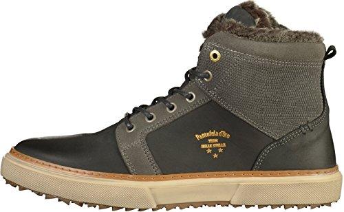 Pantofola Doro10173033 iku - Scarpe Da Ginnastica Basse Uomo Grau dunkelgrau