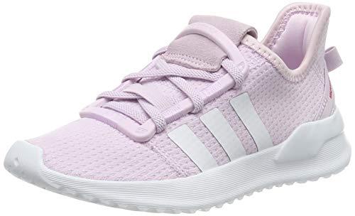 adidas Unisex-Kinder U_Path Run EL C Sneaker, Aero Pink/Footwear White/Real Magenta 0, 30 EU