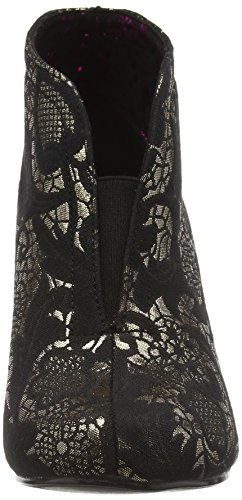 Joe Browns - Jazzy Jacquard, Scarpe col tacco Donna Multicolor (A-Black/Gold)