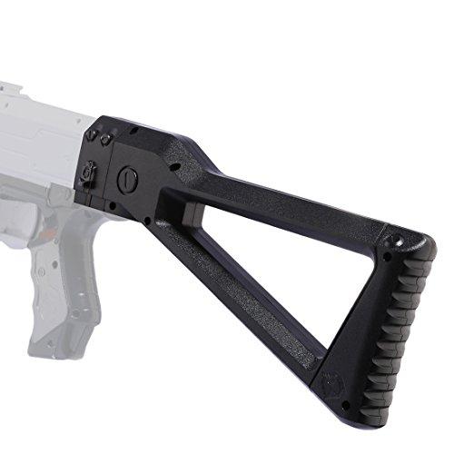 (Schulterstütze für Nerf Stryfe, ANNA SHOP Worker Schulter Stock Tail Stock für nerf N-strike Elite Serie Nerf Modulus Series)