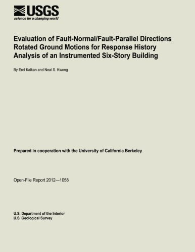 Evaluation of Fault-Normal/Fault-Parallel Directions Rotated Ground Motions for Response History Analysis of an Instrumented Six-Story Building