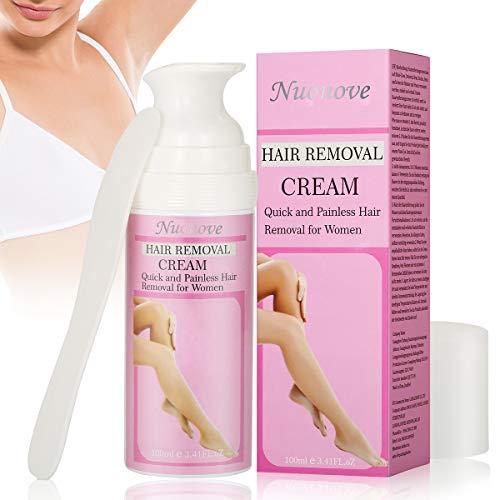 Enthaarungscreme Frauen Haarentfernungscreme, Hair Removal Cream, Enthaarungsmittel auf Bikini,...
