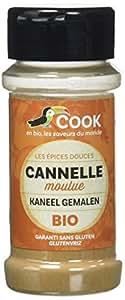 Cook Cannelle Poudre Bio 35 g