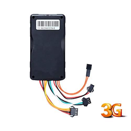 Asg Localizador GPS para automóviles, rastreador de posicionamiento satelital antirrobo en Tiempo...
