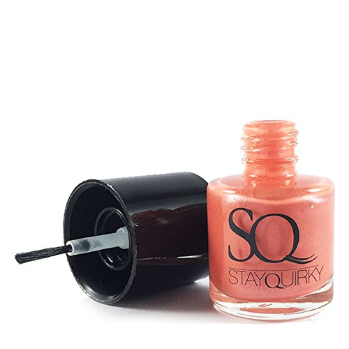 Stay Quirky Sand Effect Nail Polish, Blazing Beauty 720, 8ml