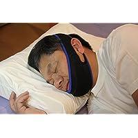 Anti-Schnarch-Kinnriemen, mit verstellbarem Premium-Doppel-Klettverschluss, ideale Schlaflösung für tiefere Schlafphasen... preisvergleich bei billige-tabletten.eu