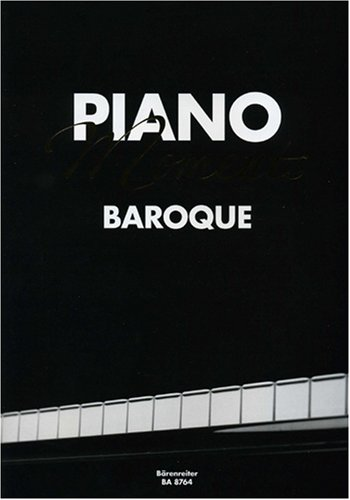 Piano moments baroque (Charpentier-Purcell-Vivaldi-Bach-Pergolese) --- Piano