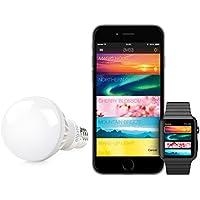 Elgato Avea - Luz de Ambiente Dinámico, para iPhone, iPad, Apple Watch o Android, Tecnología Bluetooth, bajo consumo de energía, 7 W LED, E27