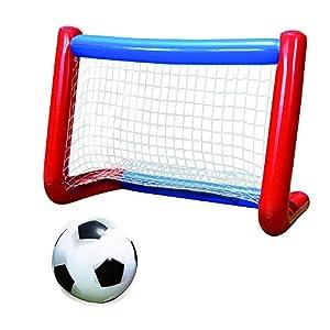 BANZAI 00327Garden Toy de Mega All Star-Balón de fútbol
