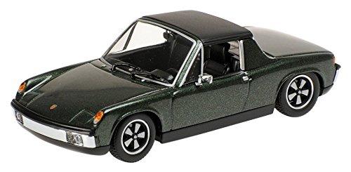 Minichamps 1: 43Porsche 914/61970(grün) (Porsche 914 Modell)