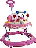 ARTI Lauflernhilfe Krówka 6320AT Kuh Pink / Rosa Lauflernwagen Lauflerngerät Baby Walker