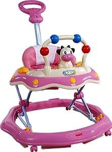Lauflernhilfe ARTI Krówka 6320AT Kuh Pink / Rosa