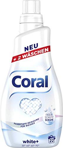 Coral White + flüssig 44 WL, 2er Pack (2 x 22 WL)