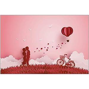 50 Ballonflugkarten zur HOCHZEIT. Hochzeitsbeitrag Wunschkarten Flugkarten Grußkarten Postkarten Ballonkarten Ballon…