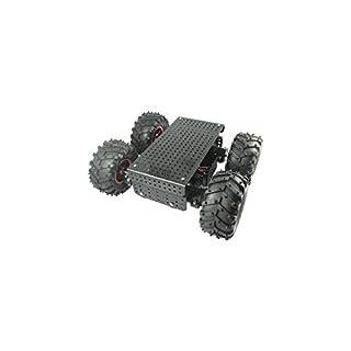 Arexx Roboter Radsatz Allrad Gelände Roboterplattform