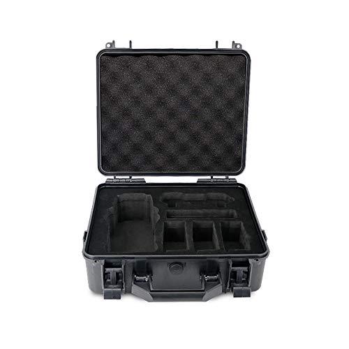 Wasserdichte Hartschalenkoffer Militär für DJI Mavic 2 Pro/Zoom Drone (Black)
