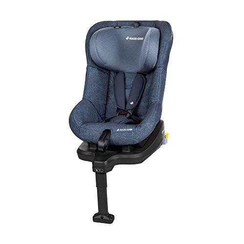 Maxi-Cosi TobiFix, Kindersitz mit 5 komfortablen Sitz- und Ruhepositionen + mit ISOFIX, Gruppe 1 Autositz (9-18 kg), nutzbar ab 9 Monate bis 4 Jahre, Nomad Blue