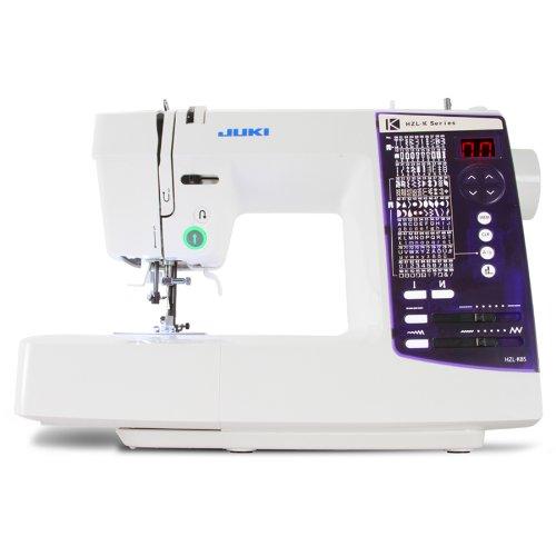 JUKI HZL-K85 Computerised Sewing Machine (White)