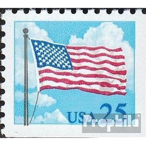 EEUU 1976Eru (completa.edición.) 1988 bandera y Nubes (sellos para los coleccionistas)