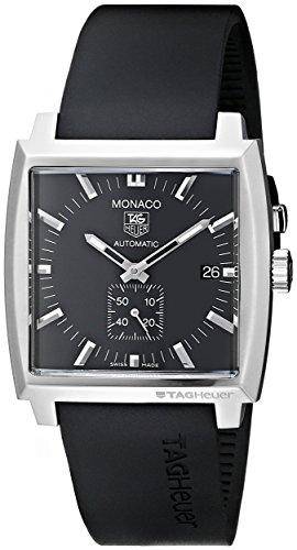 TAG Heuer Herren-Armbanduhr Analog Automatik Kautschuk WW2110.FT6005