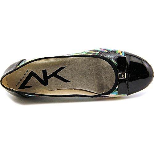 Anne Klein Sport Atalya Synthétique Chaussure Plate Green Mu
