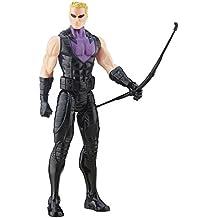 Marvel Avengers - Figura Titan Ojo de halcón (Hasbro B8501ES6)