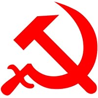 SOWJETUNION Schild UdSSR Russland CCCP 75mm Auto Aufkleber x2 Vinyl Stickers