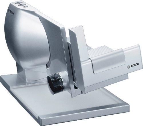 Bosch MAS9501N Elettrico 150W Alluminio Argento affettatrice