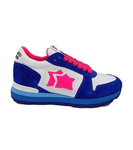 Sneakers Atlantic Stars Gemma Azzurro Bianco