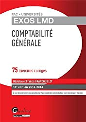 Comptabilité générale : 75 exercices corrigés