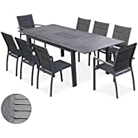 Amazon Fr Table A Rallonge Jardin