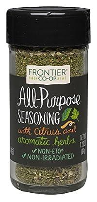 Frontier All Purpose Seasoning Salt-Free Blend, 1.2 Ounces