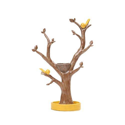ion, American Twig Bird Schmuck Rahmen Dekoration Dekoration Kreative Schlüsselaufbewahrung 33,5 * 22 cm ()