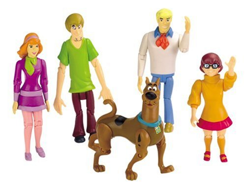 Character Options Scooby Doo Mystery Solving Crew (Crew Beanie)